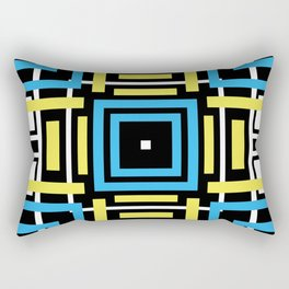 geometric art 2 Rectangular Pillow
