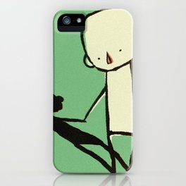 shadowfriend iPhone Case