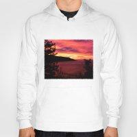 big sur Hoodies featuring Sunset * Big Sur, California by John Lyman Photos