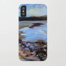 into the silent water iPhone X Slim Case