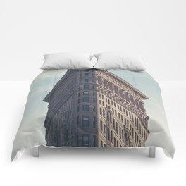 Flat Flat Iron - NYC Comforters