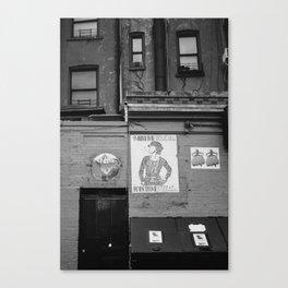East Village Streets XI Canvas Print