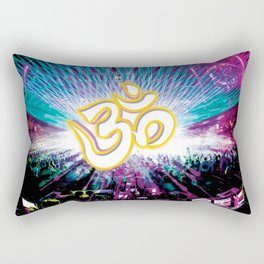 Oooohhhmmmm Rectangular Pillow