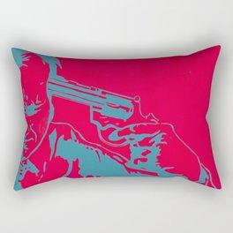 ENOUGH Rectangular Pillow