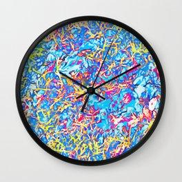 Wild Yam Wall Clock