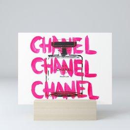 x 3 Mini Art Print