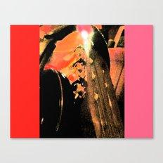 guitaromatic Canvas Print