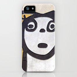 Tribal Idol #1 iPhone Case