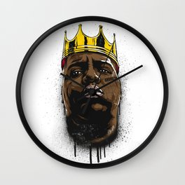 Notorious Wall Clock
