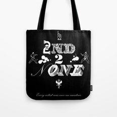 2nd 2 None : white Tote Bag