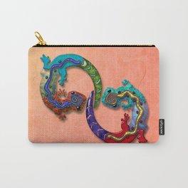 Techno Geckos Carry-All Pouch
