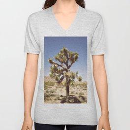 Joshua Tree (Color) Unisex V-Neck