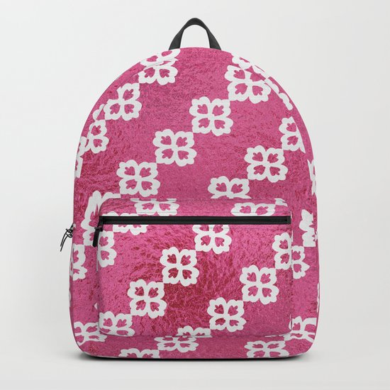 Pretty In Pink Backpack