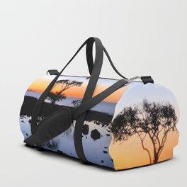 Cleveland Point Sunset Duffle Bag