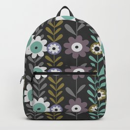 Nocturnal flowers Backpack