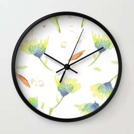 Margaritas Wall Clock