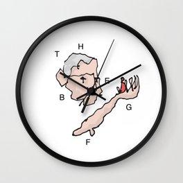 The BFG Wall Clock