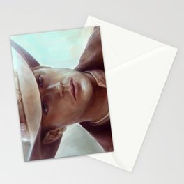 Dean Winchester from Supernatural Stationery Cards
