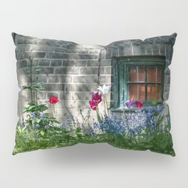 Early summer cottage Pillow Sham