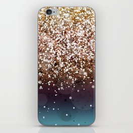 Glitteresques XIV iPhone Skin