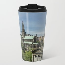 Glasgow Cathedral Travel Mug