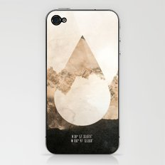 Longitude/Latitude iPhone & iPod Skin