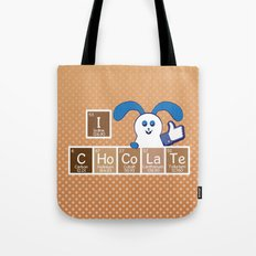 Ernest | Likes Chocolate Tote Bag