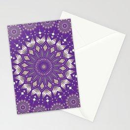 Ancestors (Purple) Stationery Cards