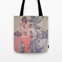 The Origins / Progression Tote Bag