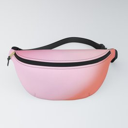 Pink Swirls Fanny Pack