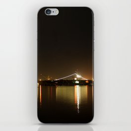 San Diego Skyline Night iPhone Skin