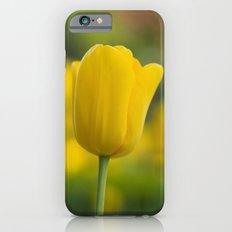 Yellow Tulip iPhone 6s Slim Case