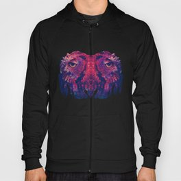 OWLS - Psychedelic | Art | Movement | Pop Art | Abstract | Animals | 70's | Trip  Hoody