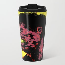 Hulk - Neon Metal Travel Mug