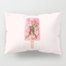 FLORAL POPSICLE Pillow Sham