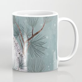 Snowy Coffee Mug