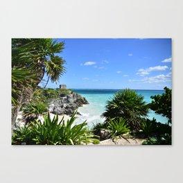 Royals Caribbean View Canvas Print