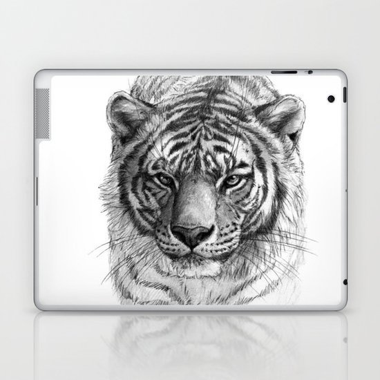 Tiger SK0102 Laptop & iPad Skin