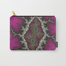 Fractal Abstract 61 Carry-All Pouch