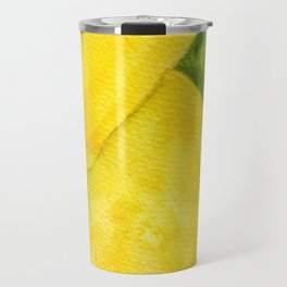 Flor de Cactus Travel Mug