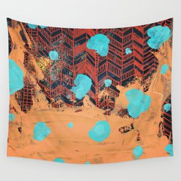 Chevron Wall Tapestry