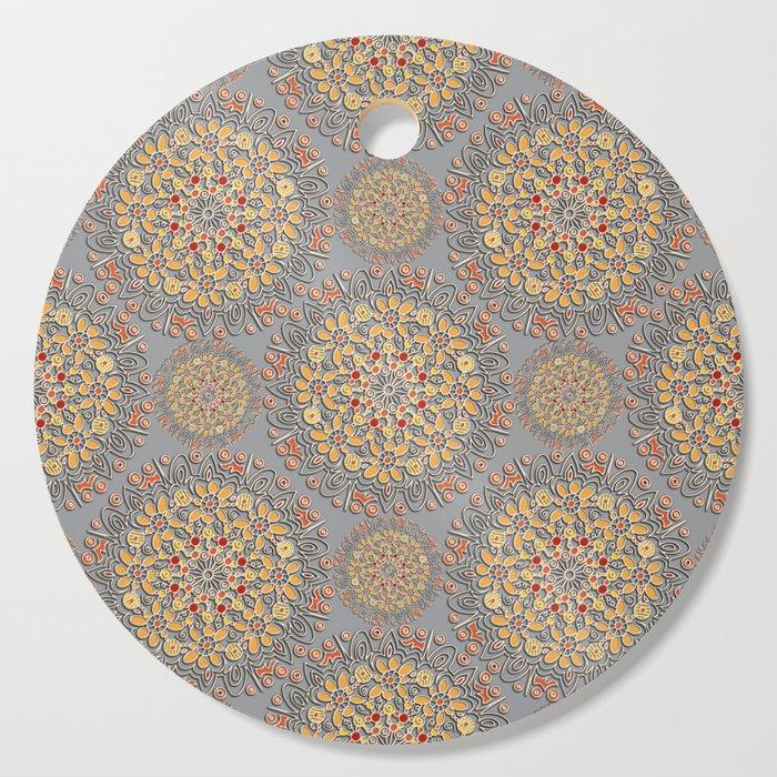 3d Mandala Cutting Board By Patternlady_pl