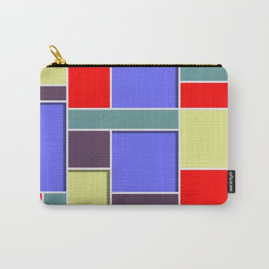 Abstract #65 Carry-All Pouch