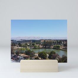 Santa Clara, California Mini Art Print