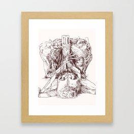Aggregate III Framed Art Print