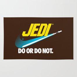 Brand Wars: Jedi - blue lightsaber Rug