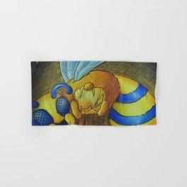 Queen Bee Terraria Hand & Bath Towel