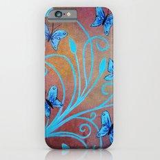 Butterflies iPhone 6s Slim Case