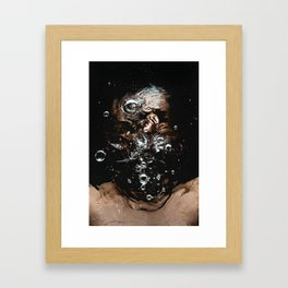 A Gallon a Day #4 Framed Art Print