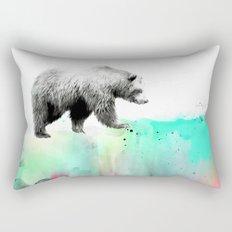 Wild No. 1 // Bear Rectangular Pillow